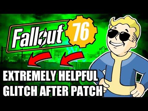 Fallout 76: Top 7 glitches! All working glitches