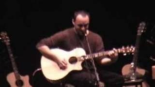 Dave Matthews - Crush (2002-10-24)