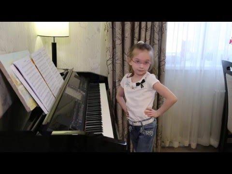 НЕ ТАНЦУЙ - Open Kids -  cover Виктория Викторовна 7 лет.