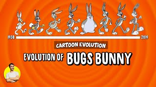 Evolution of BUGS BUNNY Over 81 Years (1938-2019) Explained