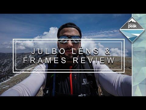 Review of the Julbo Explorer Spectron 4, Dust Zebra, Bivouak Camel, and Sherpa Spectron 3