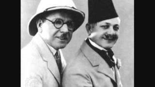 Mister Gallagher and Mister Shean-Irving & Kaufman