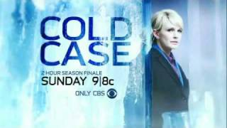 Cold Case - 7x21: Almost Paradise & 7x22: Shattered - Promo (Series Finale)