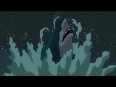Aquaman Calls A Giant Shark To Eat A Dude