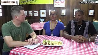 TALKING JAZZ EPISODE 109 - Margaret Murphy Webb & Chuck Webb