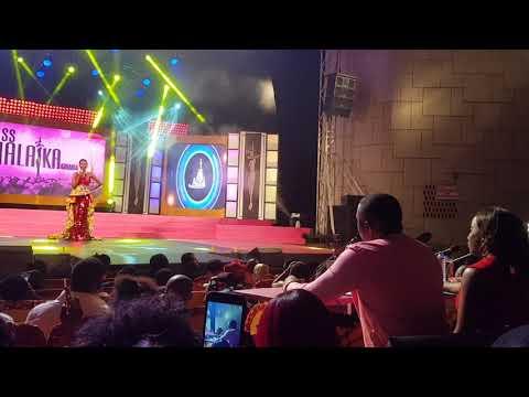 Miss Malaika: John Dumelo calls Akufo-Addo his President