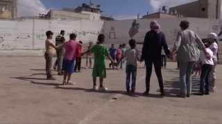 preview picture of video 'Summer Camp 2014 in New Askar - Palestine'