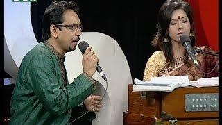 Bangla Musical Show - Je Gaan Gourobe Bohoman l singer