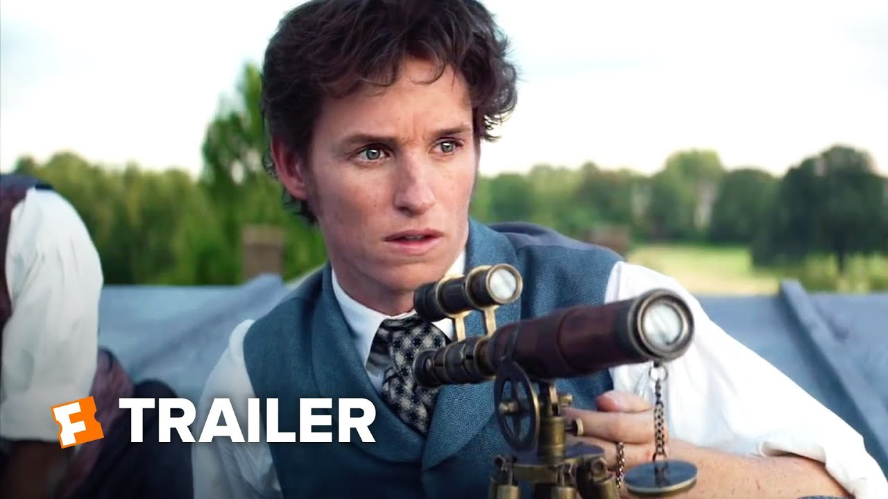 The Aeronauts (2019) -  Felicity Jones, Eddie Redmayne