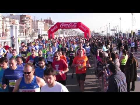Vídeo salida carrera de hombres