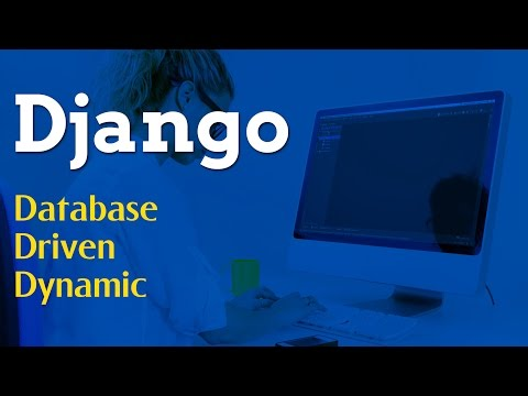 Django - Database Driven Dynamic | Projects in Django | Python Django Tutorial | Eduonix