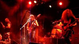 ABSU - Four Crossed Wands (Spell 181) - Live@Festung 2009