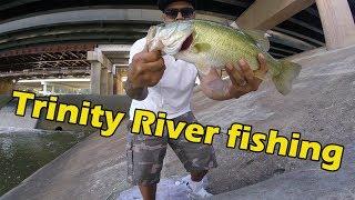Trinity River  Fishing