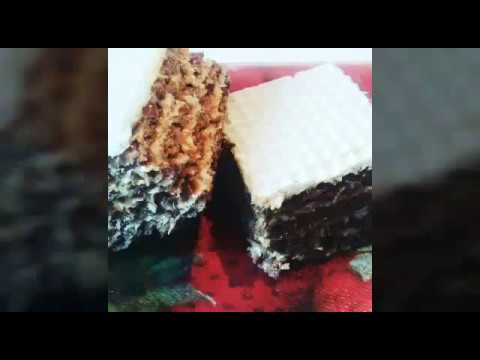 Крем на сгущенке - рецепт. Торт вафельный со сгущёнкой. ТОРТ ЗА 10 МИНУТ