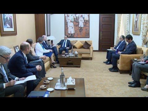 المغرب والإتحاد الأروبي يؤكدان على أهمية العمل على تجديد وتوسيع الشراكة المغربية الأوروبية