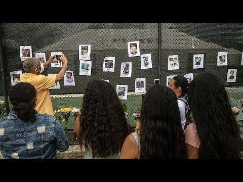 ΗΠΑ: Αγωνία για τους αγνοούμενους στο Μαϊάμι