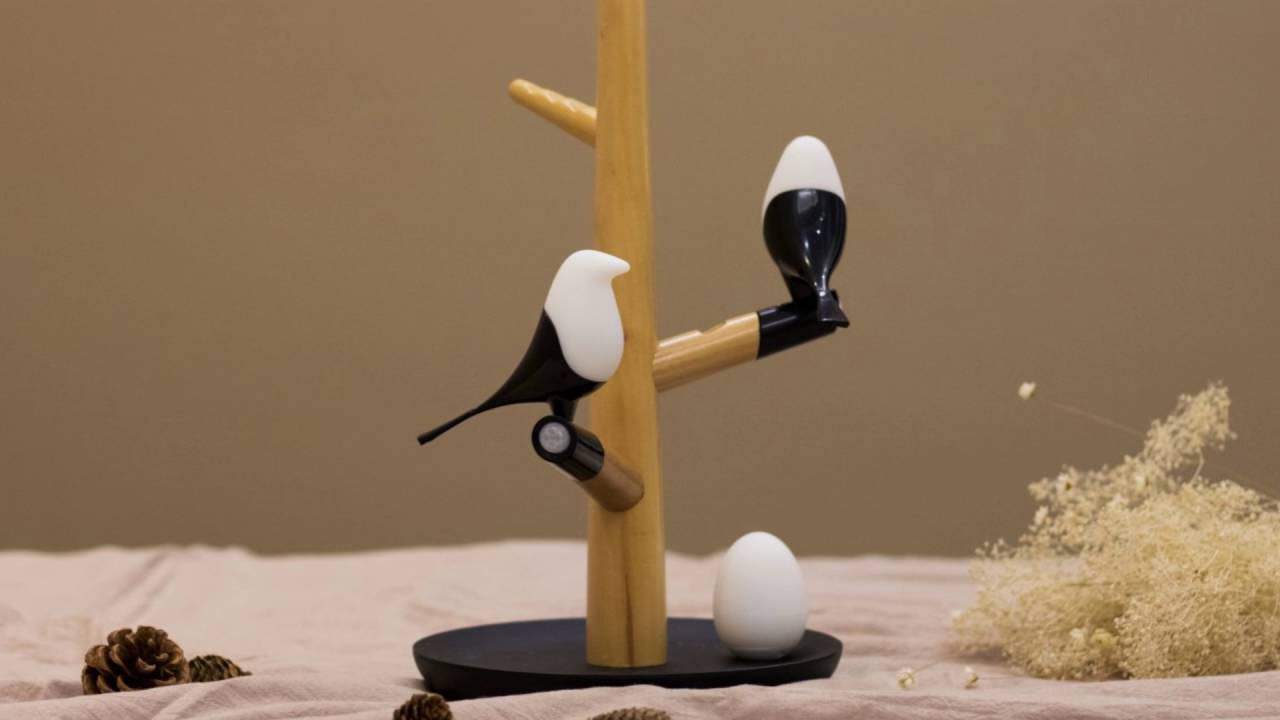 Maglamp (Beech // 2 Birds + 1 Egg) video thumbnail