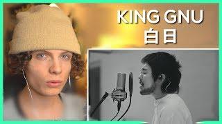 King Gnu   白日   リアクション動画   Hakujitsu   Reaction Video | FANNIX