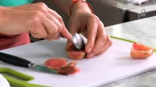 Tu cocina - Brochetas de cerdo en salsa de xoconostle