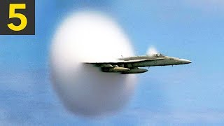 Top 5 Sonic Booms Caught on Video