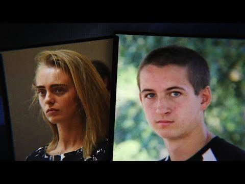 Texting suicide victim Conrad Roy's relationship with Michelle Carter