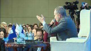 Андрей Никитин принимает участие в конференции «100 шагов к благоприятному инвестиционному климату» в Москве