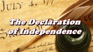 History Brief: The Declaration of Independence