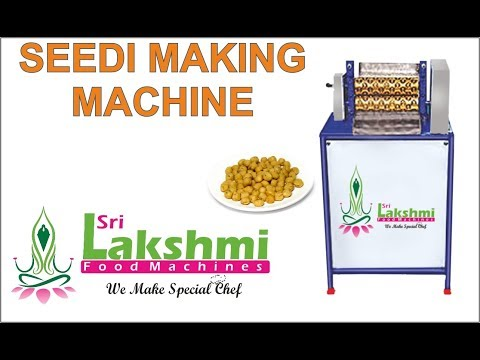 Seedai Making Machine
