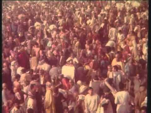 The Prayag Kumbh Mela 1989