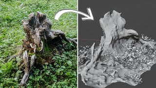 How to 3D Photoscan Easy and Free!