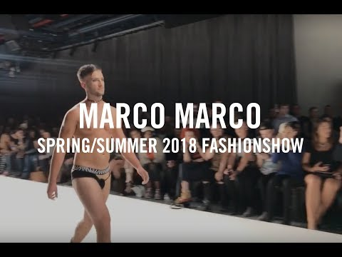 MARCO MARCO Runway Show Spring/Summer 2018