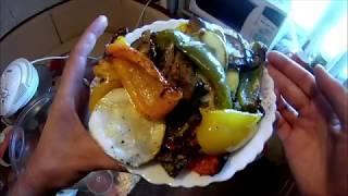 Овощи в Аэрогриле вкусно ,быстро и полезно....