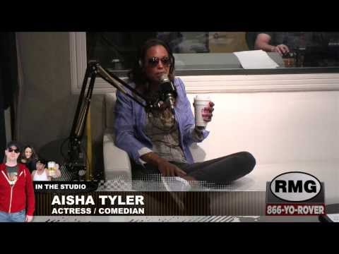Aisha Tyler - Full Interview