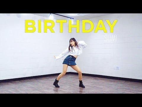 SOMI 전소미 'BIRTHDAY' | 커버댄스 DANCE COVER | 거울모드 MIRRORED