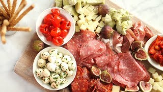 Antipasto- Everyday Food With Sarah Carey