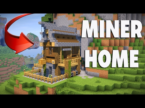 How To Build A Small Survival House EASY BUILD Minecraft Project - Minecraft hauser easy