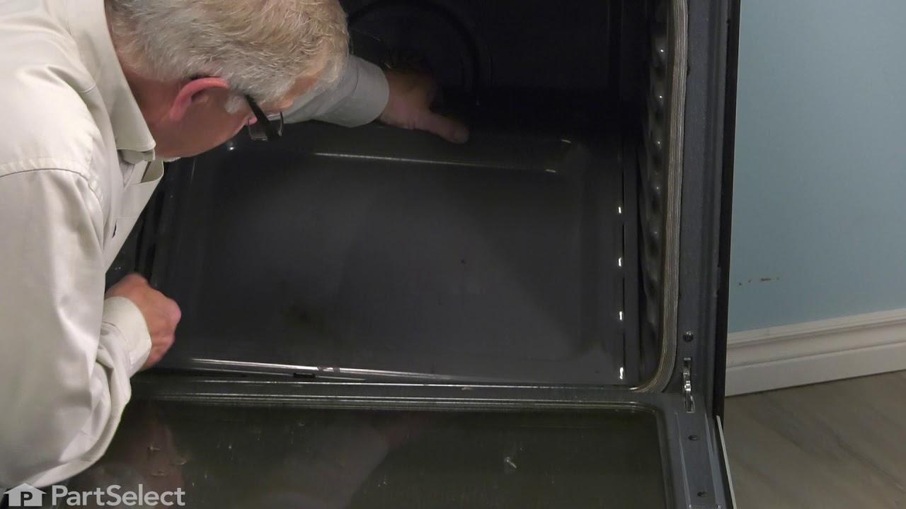 Replacing your Whirlpool Range Bake Element