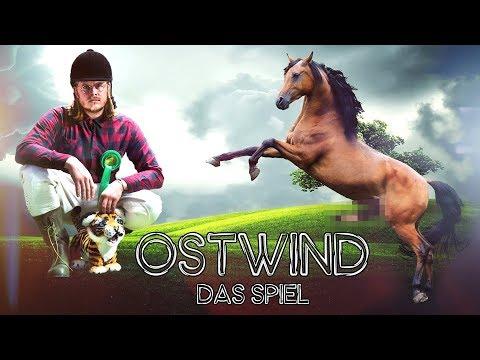 Pferde-Simulator OSTWIND auf der PS4 angeritten! | RAGEQUIT
