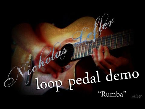Nicholas Lefler - Rumba (Live with No Audio Editing)