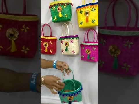 Palm Thamboolam  gift Bag