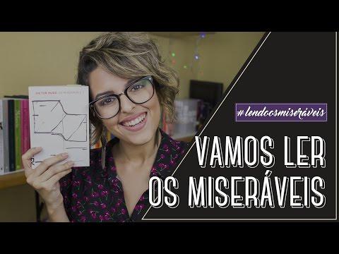LEIA COMIGO: OS MISERÁVEIS | #LENDOOSMISERAVEISTQL