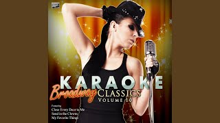 Won't You Charleston With Me (In the Style of Julie Andrews) (Karaoke Version)