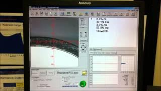 Ανάλυση κοσμημάτων με το XStrata 920