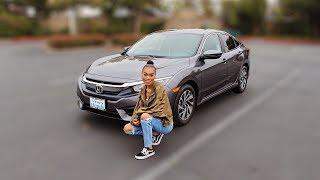 I BOUGHT MY FIRST CAR!   2018 HONDA CIVIC EX!