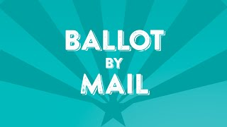 How to Vote By Mail in Arizona