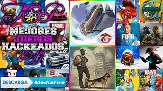 Top 11 Mejores Juegos Hackeados Por Mediafire Octubre 2018