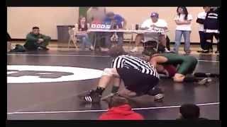 Cain Velasquez Style Arizona Wrestling