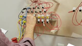 KOÜ Elektrik Tesis Lab Sayaç Deneyi
