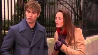 Nate and Blair friendship - Soldier