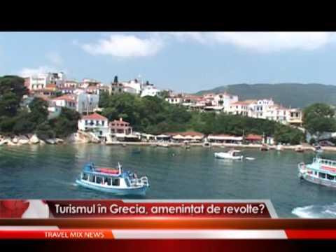 Turismul in Grecia, amenintat de revolte?